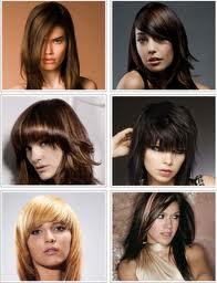 Trend model rambut 2012
